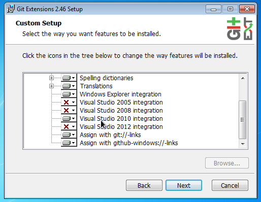 Quick Windows Git Installation - reSIProcate